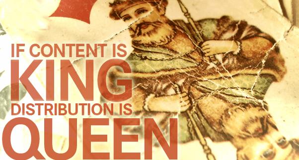 Queen Is Distribution