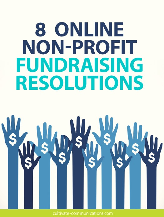 8 Great 2015 Online Non-Profit Fundraising Resolutions