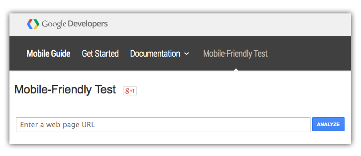 """Google Mobile-Friendly Test: Will Your Business Website Be Labeled """"Irrelevant"""" After April 21st?"""