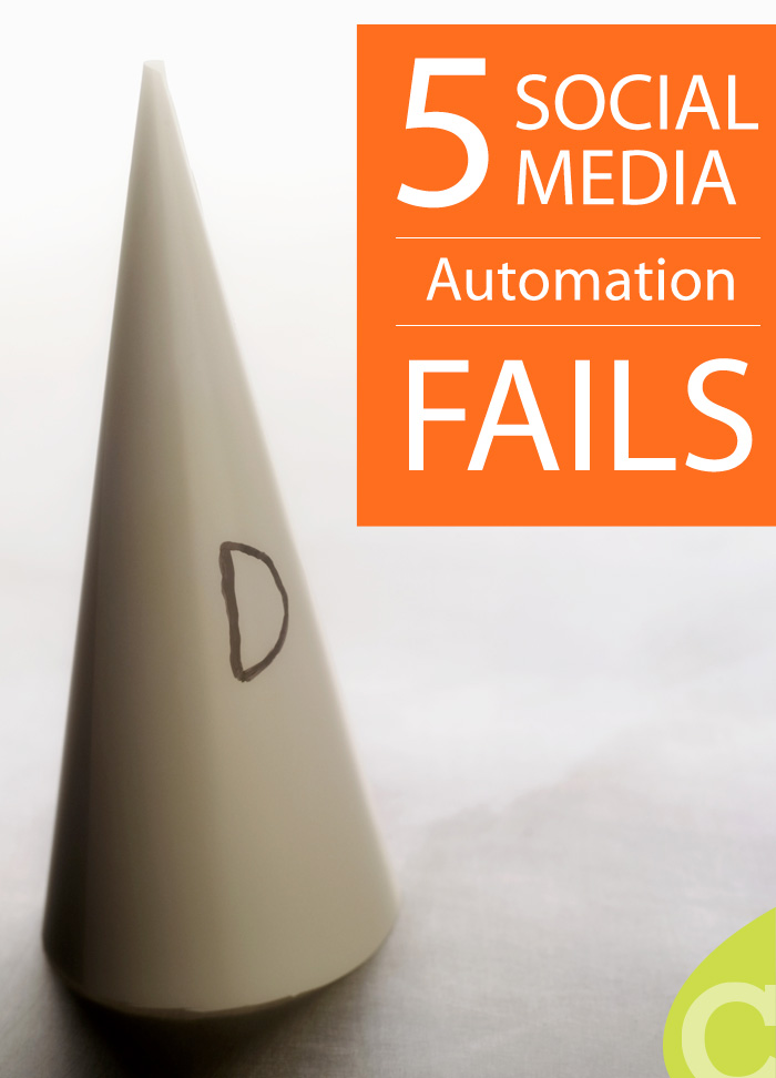 5 Epic Social Media Automation Fails: Bots Just Aren't People
