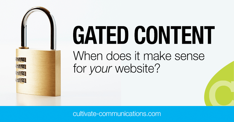 Should You Gate Your Content? How Gated Content Works...