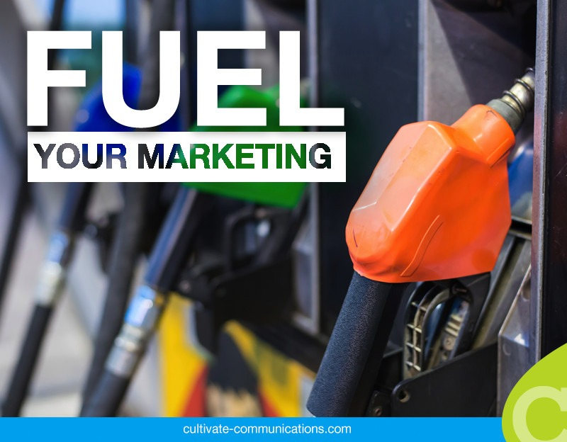 Fuel Your Marketing: 3 Reasons Content Strategy is a MUST