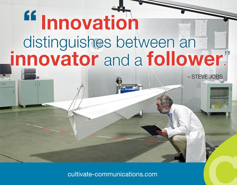 innovation - inventive thinking