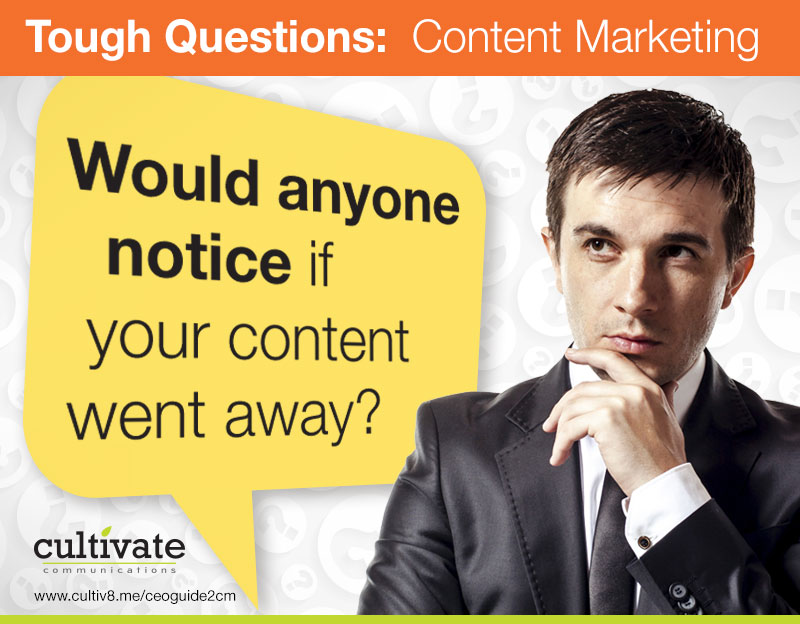 How valuable is your content?