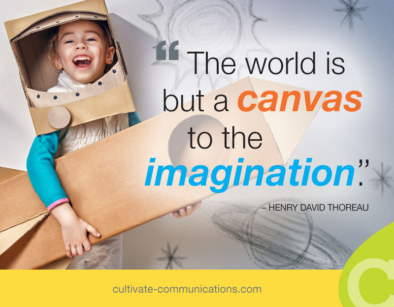 imagination - motivational monday