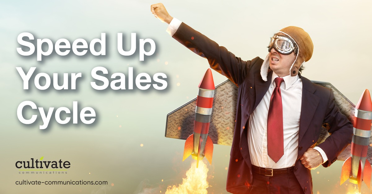 Speed up your sales cycle
