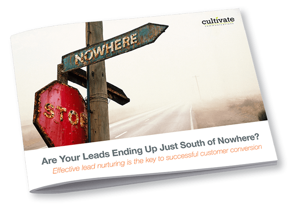 Are Your Leads Ending Up Just South Cvr