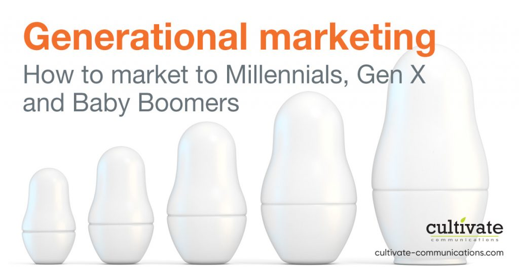CULTIVATE SOCIAL Generational
