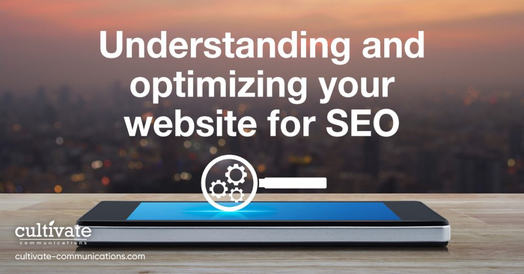 Understanding And Optimizing Seo