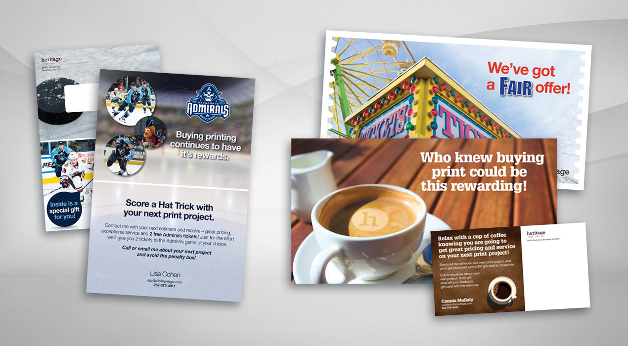 Direct Mail Module Heritage