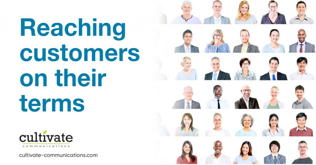 CULTIVATE ReachingCustomers