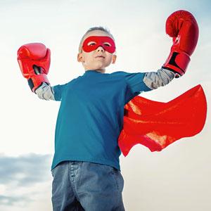 Heritage Superboy