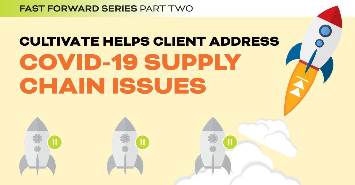 COVID 19 Supply Chain Content