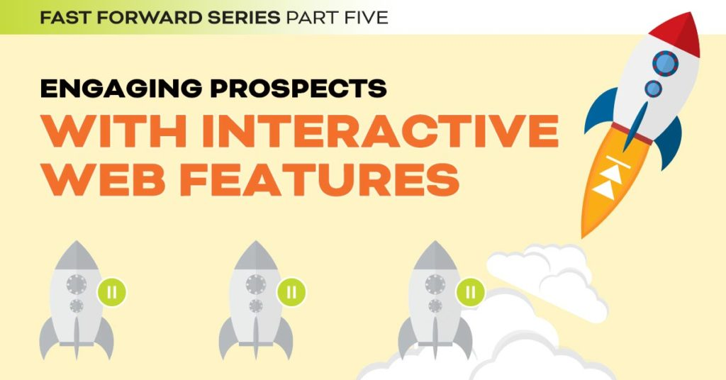 Interactive Website Features Drive Greater Engagement